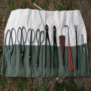 herramientas para podar bonsai